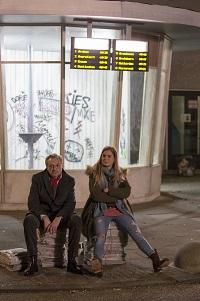 arthur & claire, busstation, josef hader, hannah hoekstra, amsterdam
