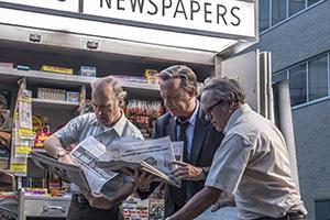 die verlegerin, film, tom hanks, washington post, ben bradlee, new york times, Bob Odenkirk