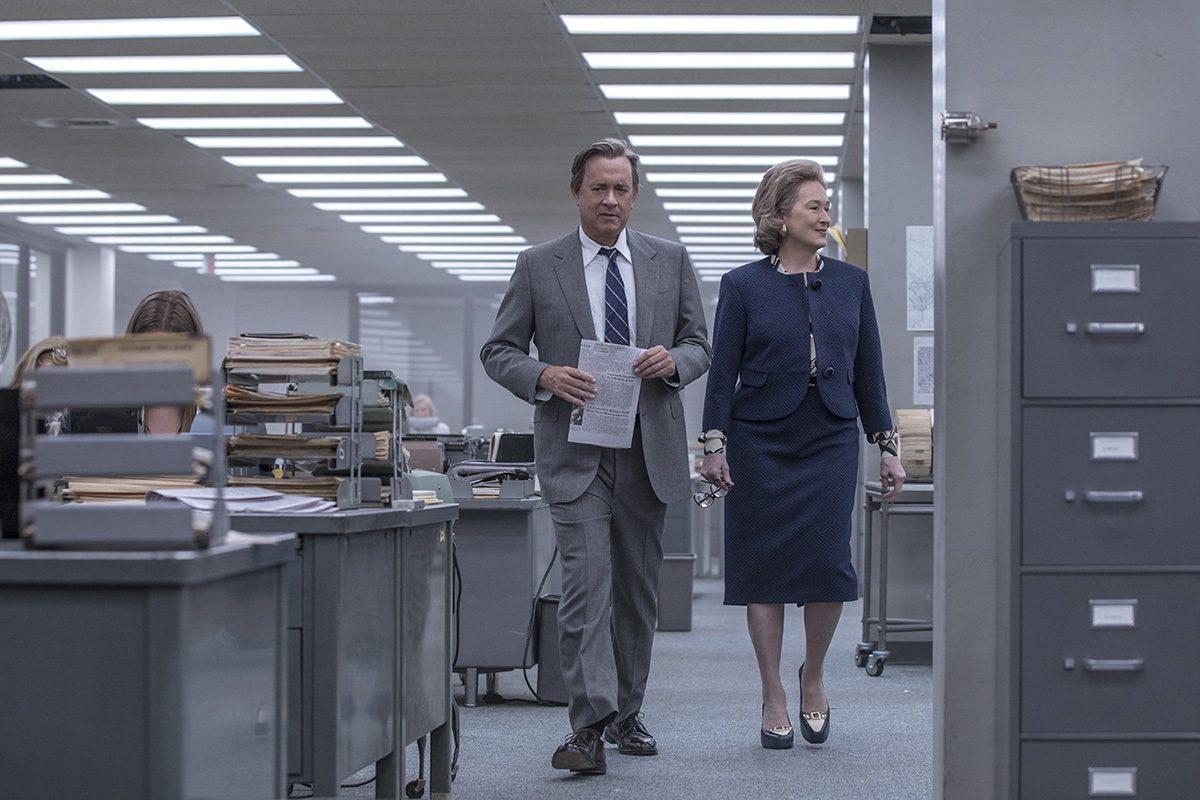 Die Verlegerin – das kann der neue Film von Steven Spielberg