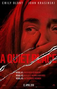 a quiet place, film, plakat, emily blunt