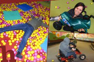 Bogi Park Party für Erwachsene: Die Stayin' a child Fete im Test