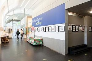 galerie der komischen künste, museumsquartier, ausstellung