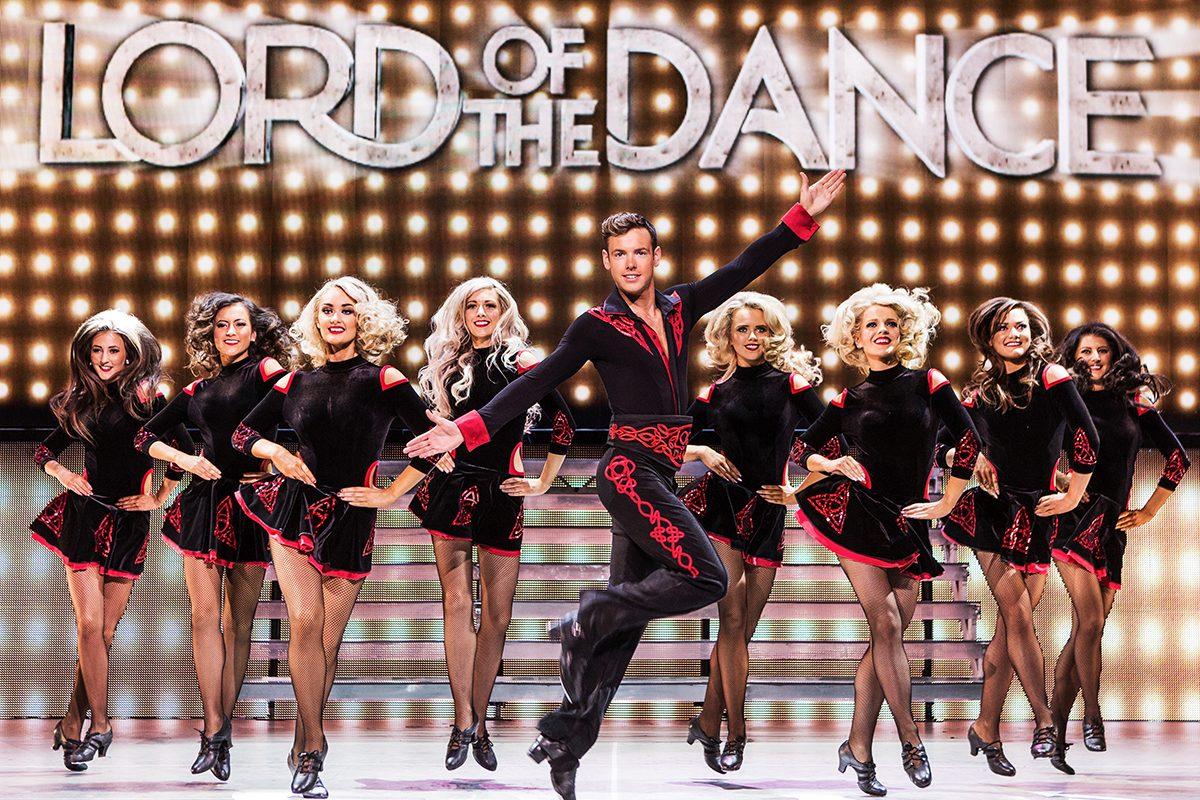 Lord of the Dance – das Stepptanz-Feuerwerk kommt nach Wien!