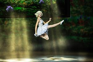 Lord of the dance, tanz, tänzerin, show
