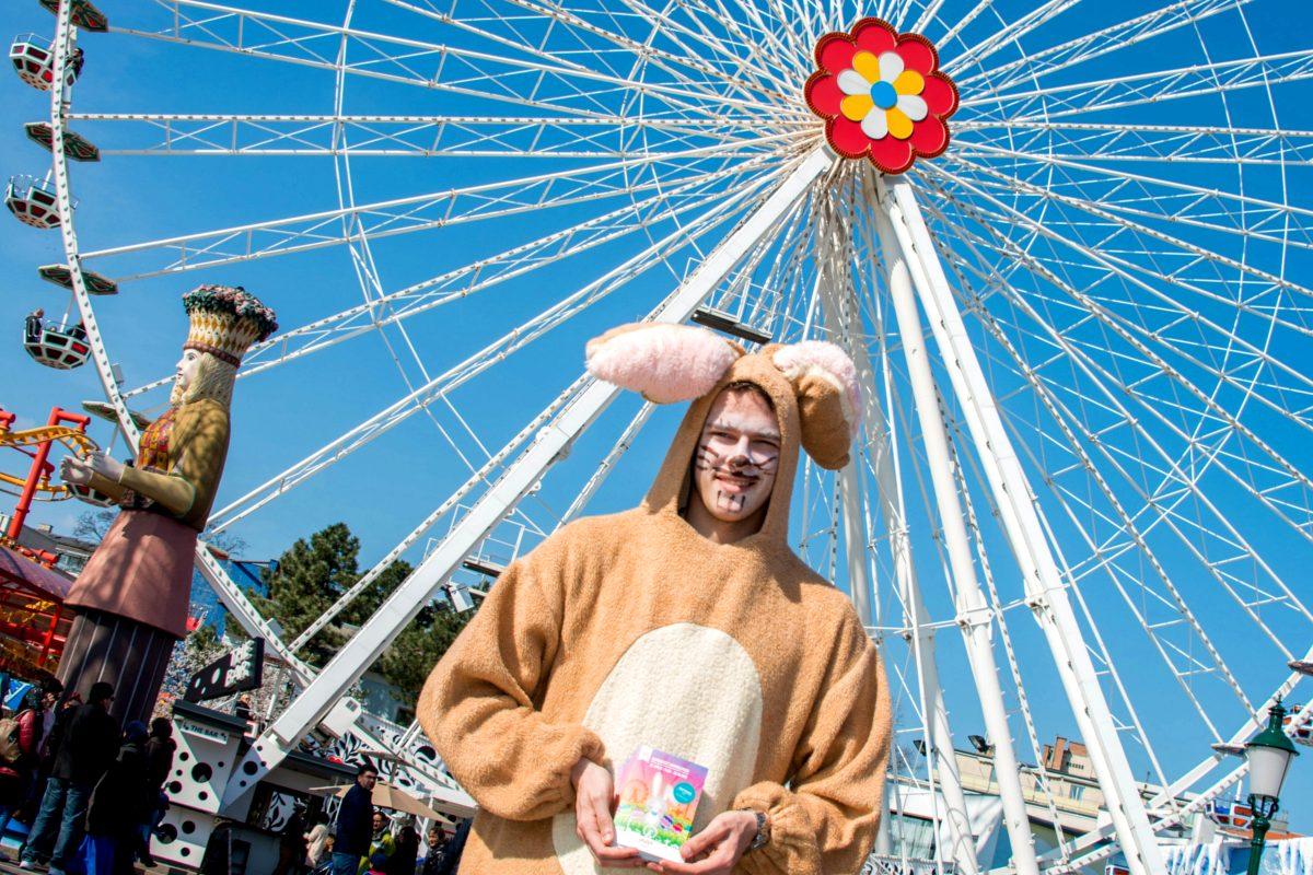 Ostern im Prater – und welche Attraktionen und Events 2018 locken!