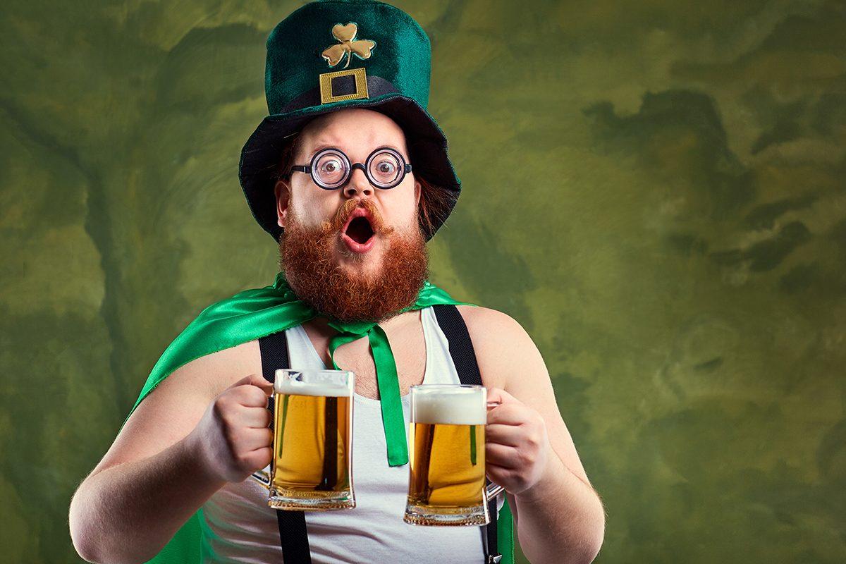 St. Patricks Day 2018 in Wien- alle grünen Partys im Überblick