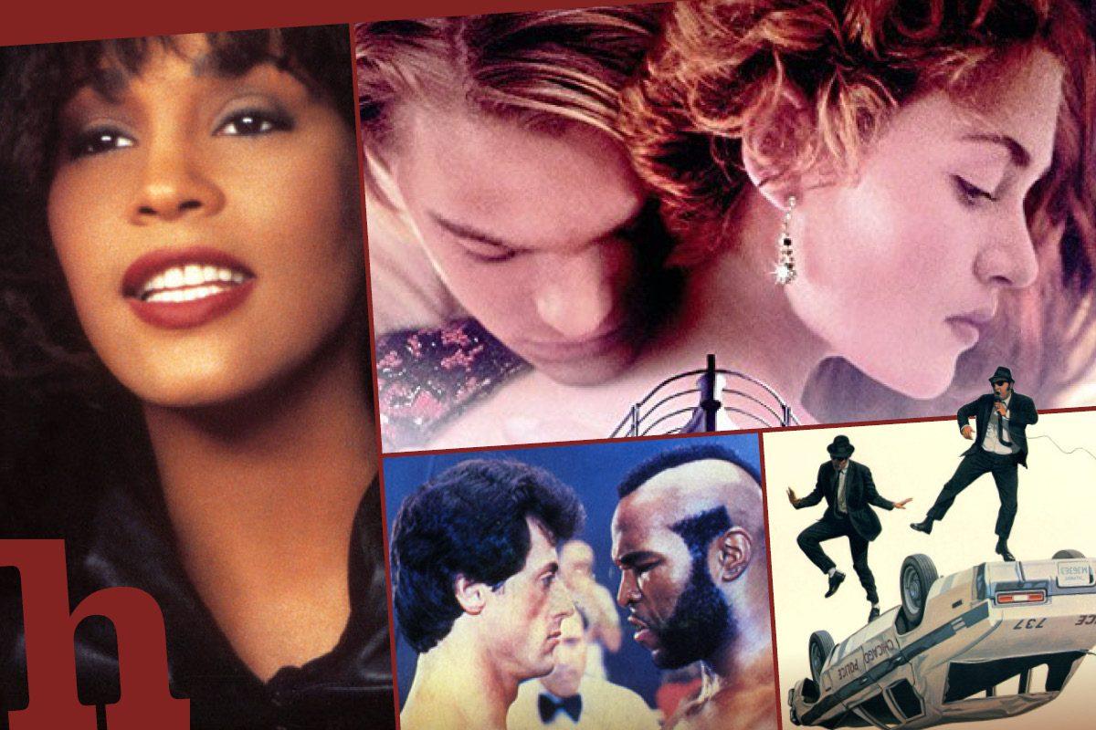 Top-10-Filmsongs: Die besten Lieder und Hits von Kultfilmen