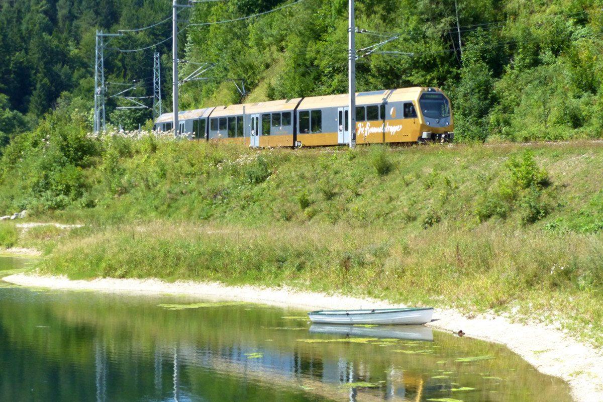 Mariazellerbahn: So schön ist eine Fahrt mit der Himmelstreppe
