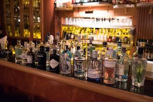 gin, flaschen, bar, vienna gin festival