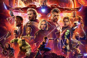 Avengers: Infinity War – da bleibt kein Infinity-Stein auf dem anderen