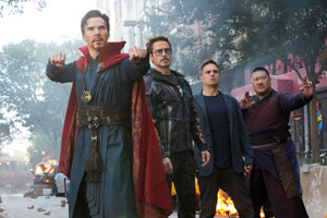 avengers, infinity war, marvel, doctor strange, benedict cumberbatch, ironman, hulk