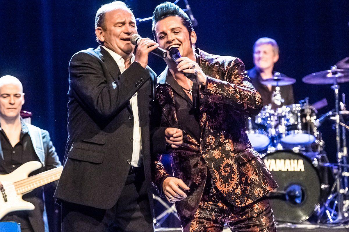 Herbert Prohaska & Pete Art: Gewinnt Karten für das Kult-Konzert!