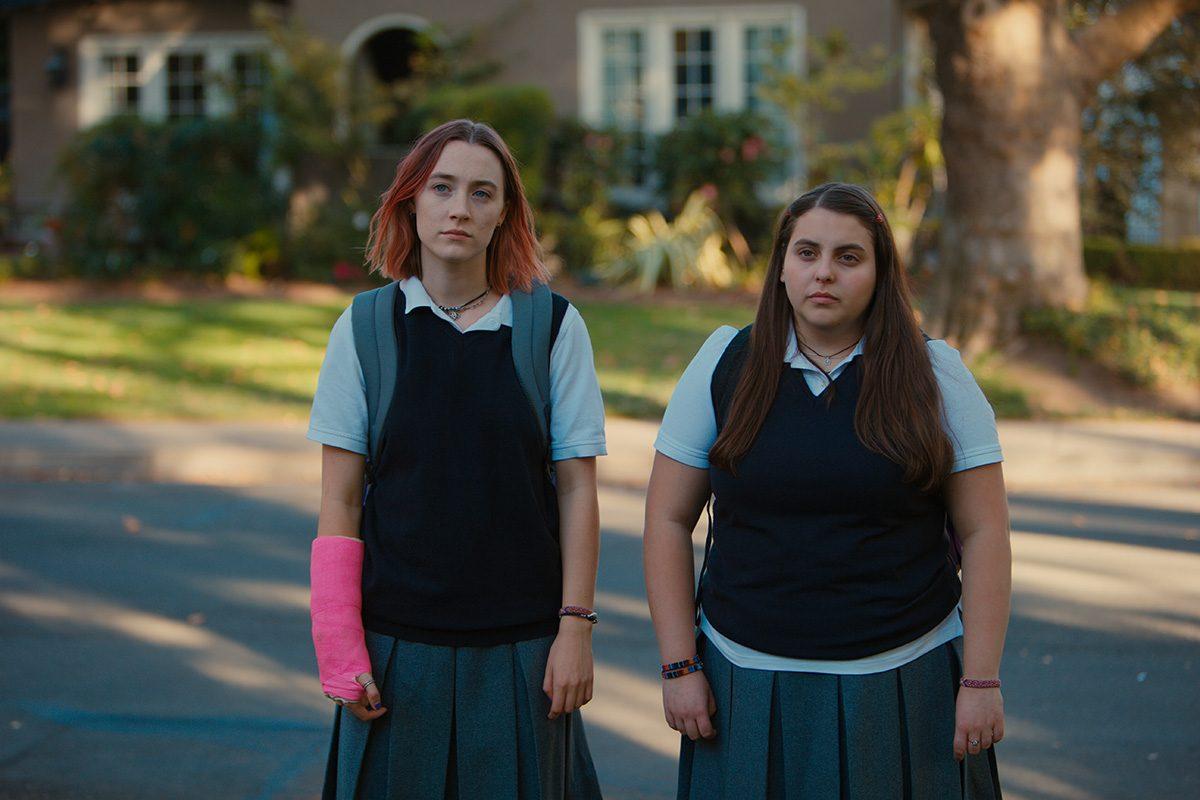 Lady Bird Filmkritik – die ersten Flugversuche einer Teenagerin