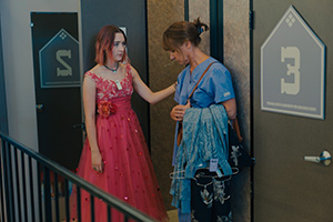 lady bird, film, filmkritik, christine, saoirse ronan, mutter, laurie metcalf, abschlussball