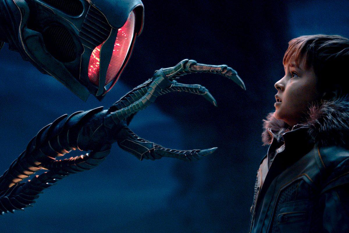 Lost in Space – spektakuläres Netflix-Remake einer Kult-Serie