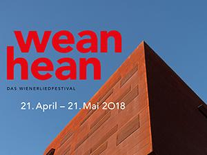 wean hean 2018, wienerlied, wienervolksliedwerk, plakat, programm, highlights