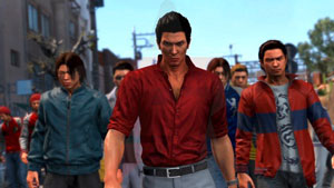 yakuza 6, the song of life, game, kazuma kiryu, clan battles, ps4, review, test
