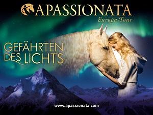 apassionata, show, die gefährten des lichts, mischou, alana