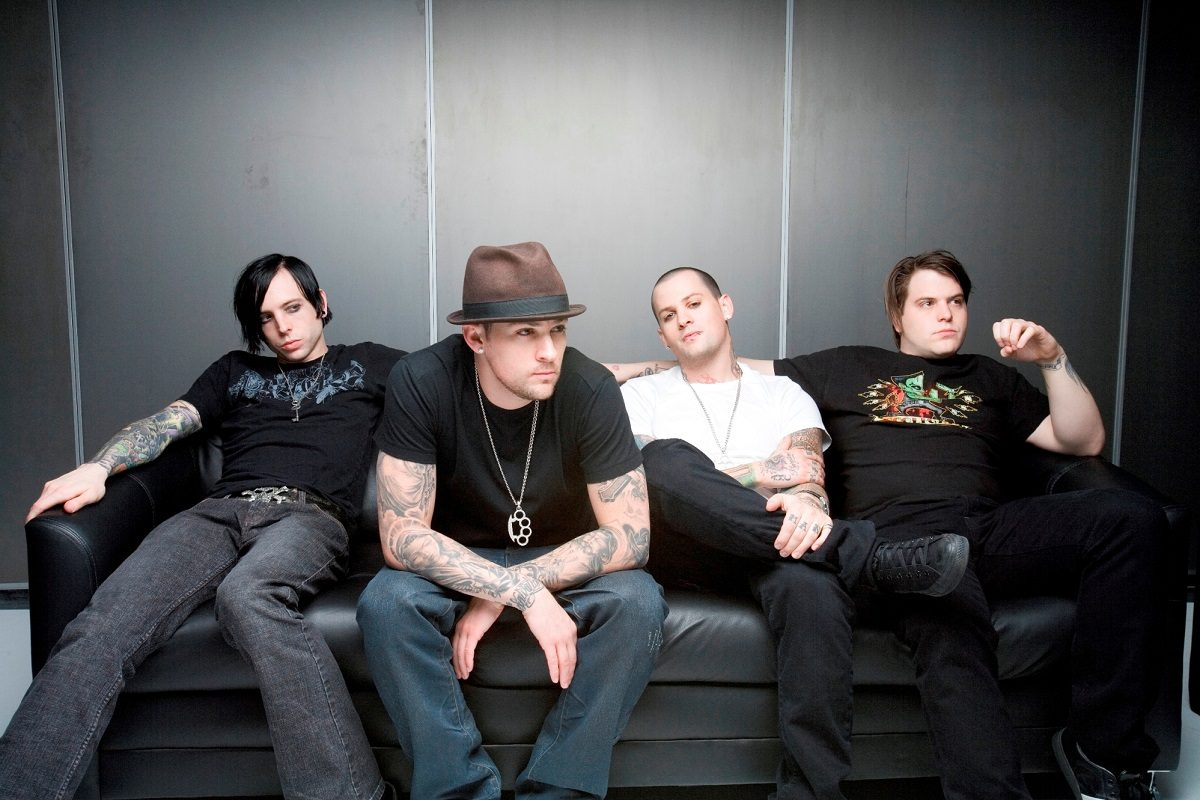 Good Charlotte bringen Pop-Punk Nostalgie in die Arena