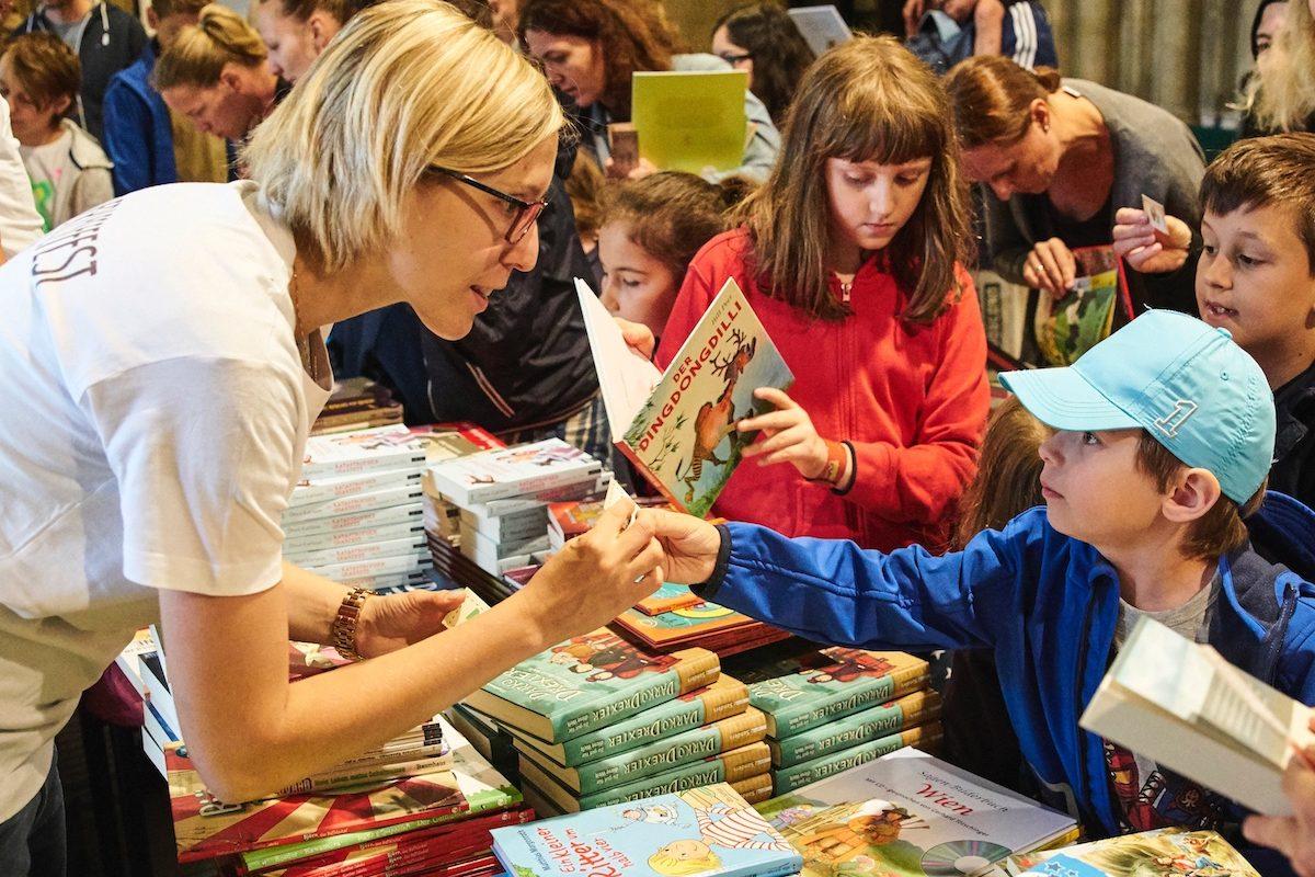 Wiener Kinderlesefest 2018 – ran an die Gratisbücher!