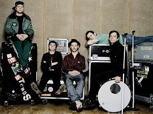 beatsteaks, ganze band, drums