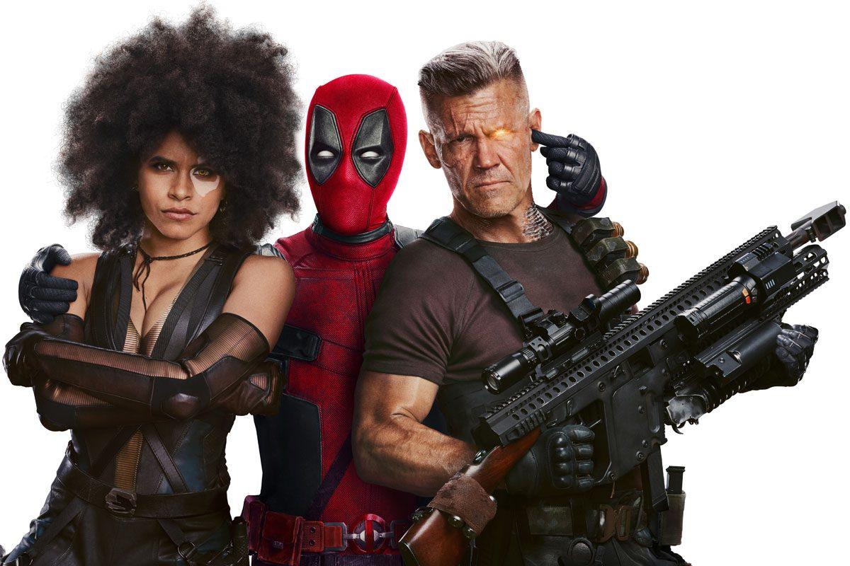Deadpool 2: 7 irre Fakten zum neuen Antihelden-Kinohit