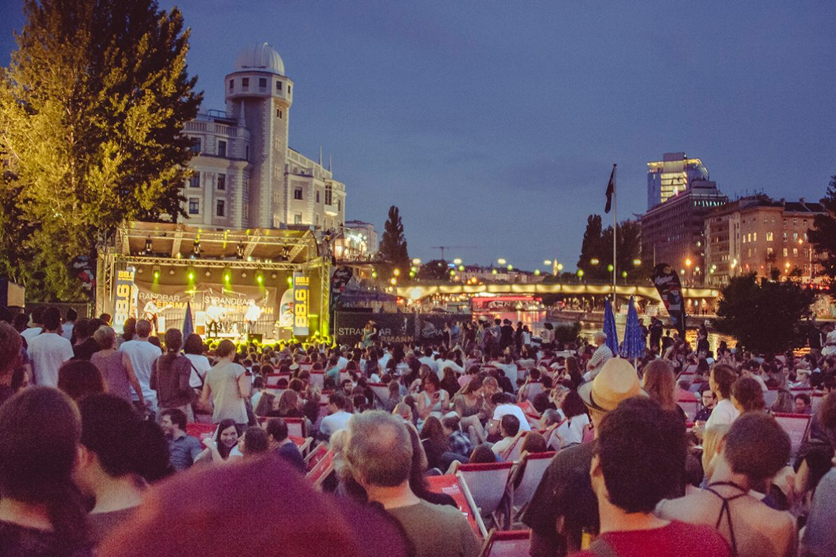 Donaukanaltreiben 2018 – so wird das Gratis-Musikfestival in Wien