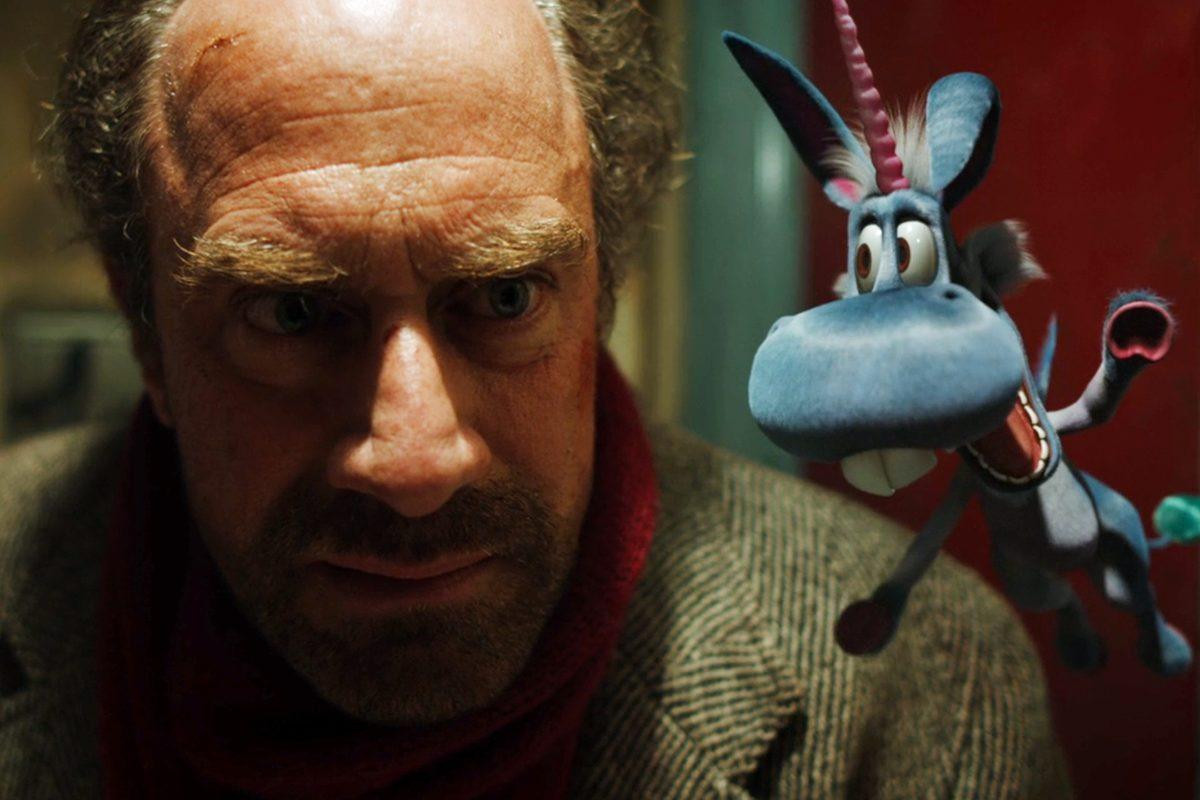 Happy! Kritik zur Netflix-Serie: Gewalt, Drogen, süßes Einhorn