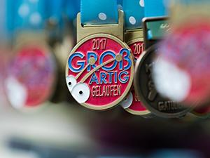kinderlauf 2018, medaillen, gewinner