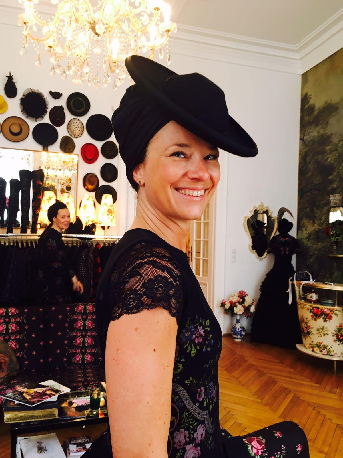 Sandra König, 2018, Life Ball, Outfit