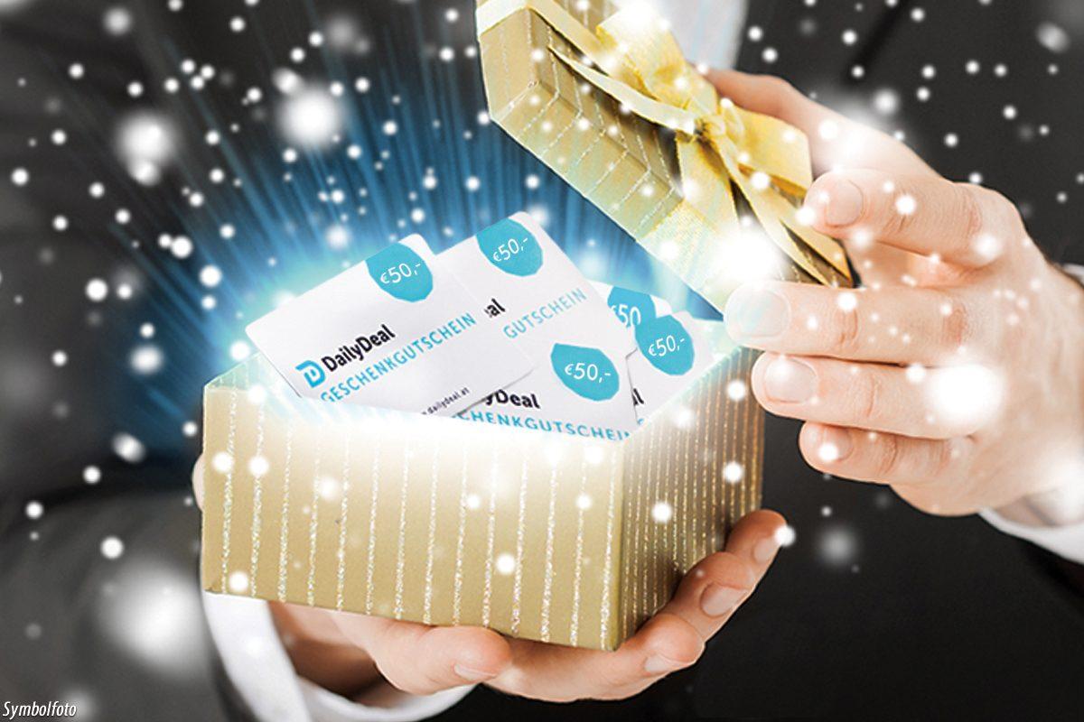 Muttertagsgeschenk: Gewinn 50 Euro Gutschein für DailyDeal!
