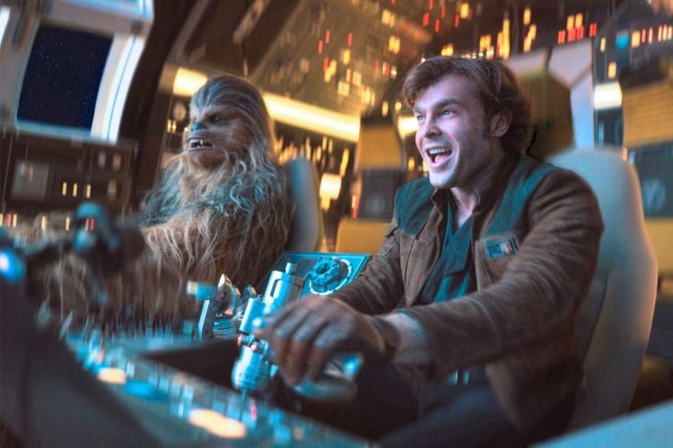 Solo: A Star Wars Story – raaahuuuugh uuh! Wie Han Chewy traf
