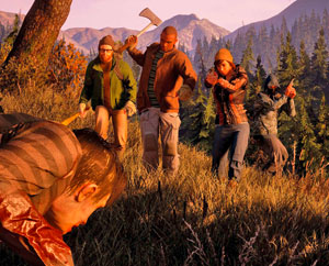 state of decay 2, xbox one, pc, gameplay, preview, microsoft, zombies, coop
