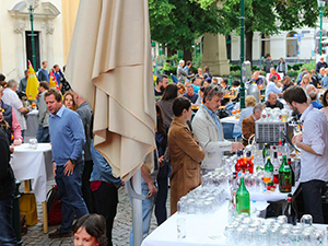 wine affairs open air, wien, 2018, servitenviertel
