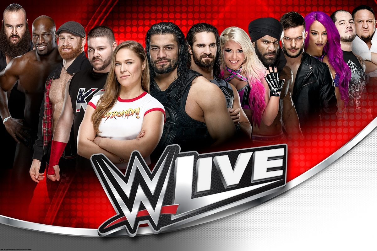 "WWE-Stars erobern Wien mit ""bösester Frau des Planeten"""