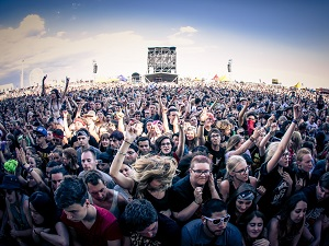 nova rock, fans, publikum, stimmung