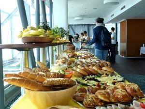 frühstücksbuffet, viennergy fotorallye