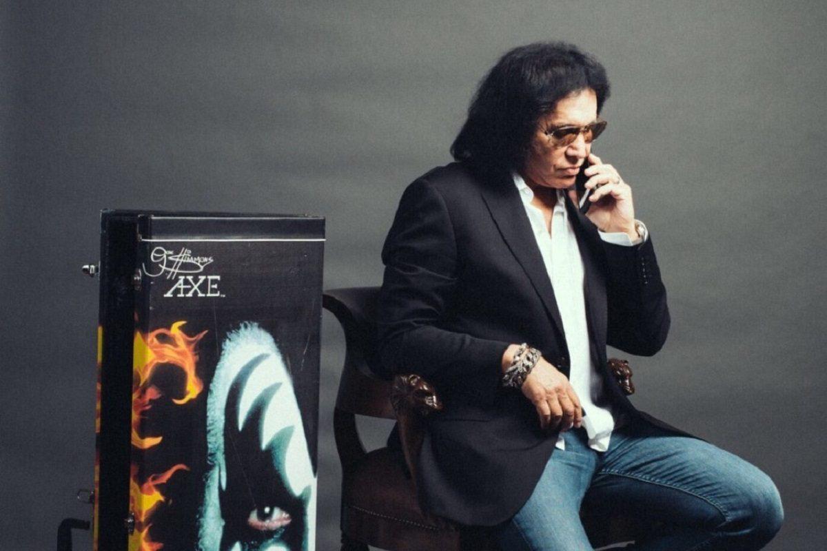 Gene Simmons rockt Wien – ohne Schminke, aber genauso episch!
