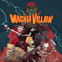 machiavillain, artwork, comicstil, game