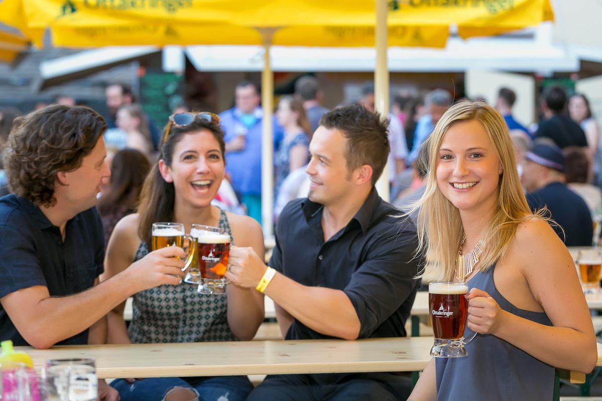 Ottakringer Braukultur-Wochen 2018 – Musik, Fußball-WM & Bier