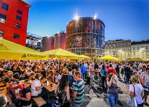 ottakringer braukultur-wochen, 2018, ottakringer brauerei, bier, open-air-event