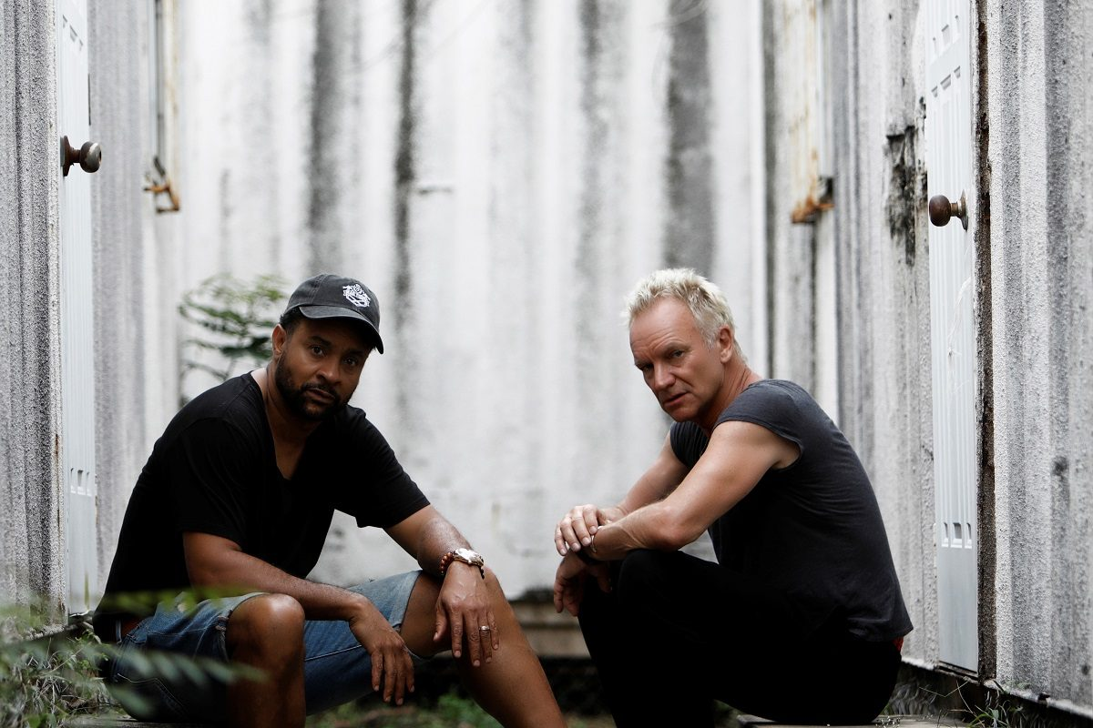 Sting und Shaggy Konzert im Burgenland: Akribie trifft Spontanität
