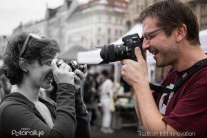 Viennergy-Fotorallye 2018: Rasante Motiv-Jagd quer durch Wien