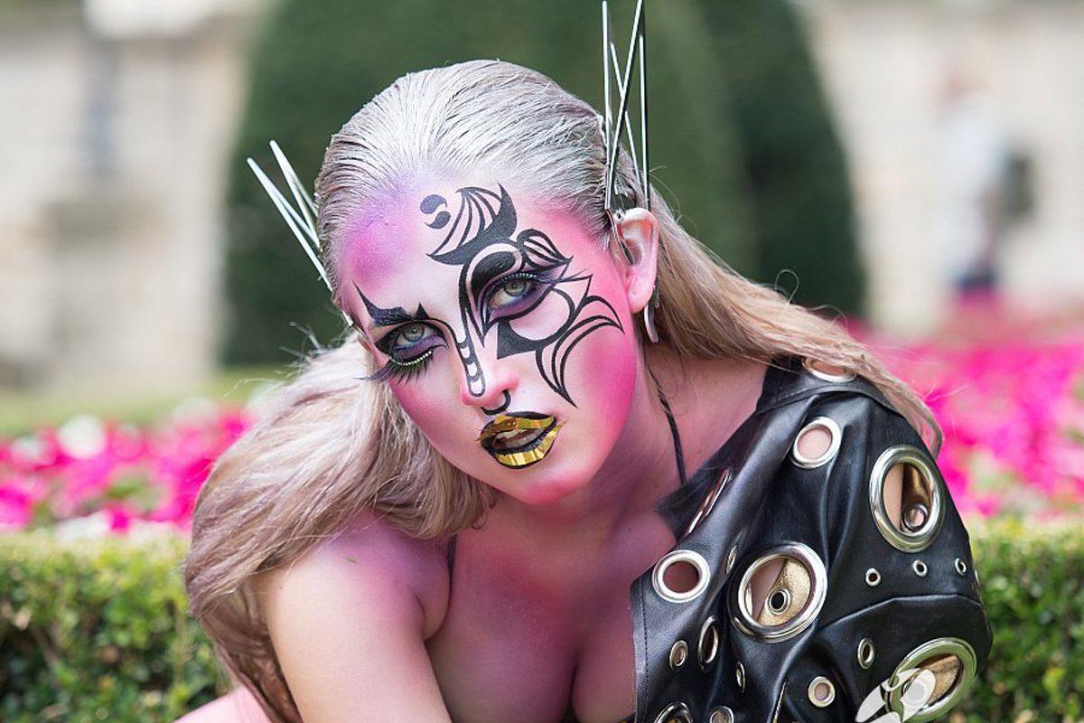World Bodypainting Festival 2018 in Klagenfurt: Nackt, bunt & laut!