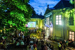 dotdotdot, Kurzfilmfestival, Volkskundemuseum, sommerkinos in wien