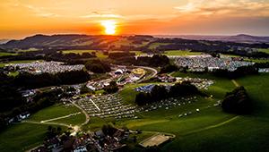 electric love, festival, salzburgring, festivalgelände