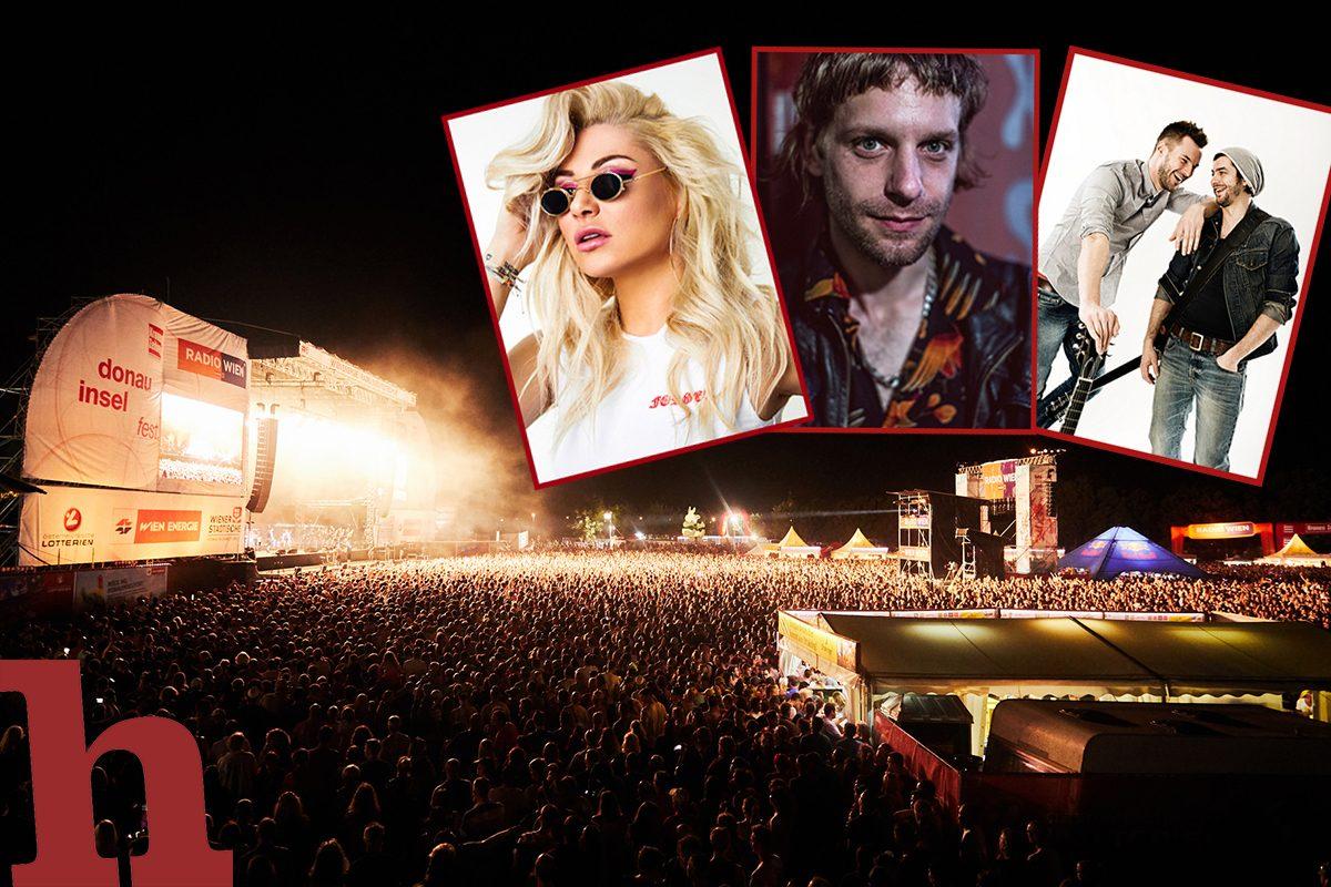 Donauinselfest 2018 – die Programm-Highlights auf einen Blick