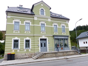 Konrad Haus, Mitterbach, Appartment, Unterkunft, Quartier