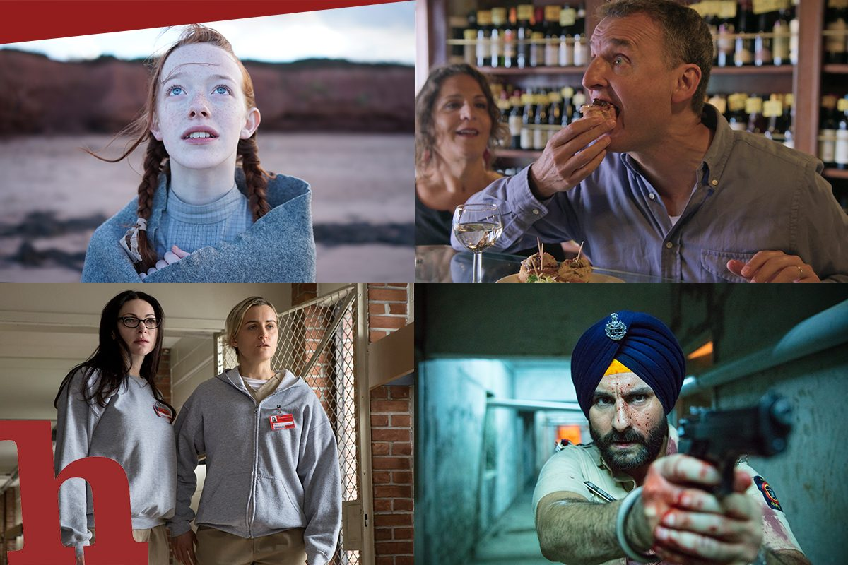 Komisch, indisch & orange! So wird der Netflix Juli 2018