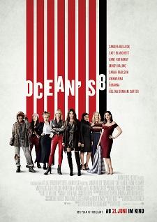 ocean's 8, stars, poster, cast